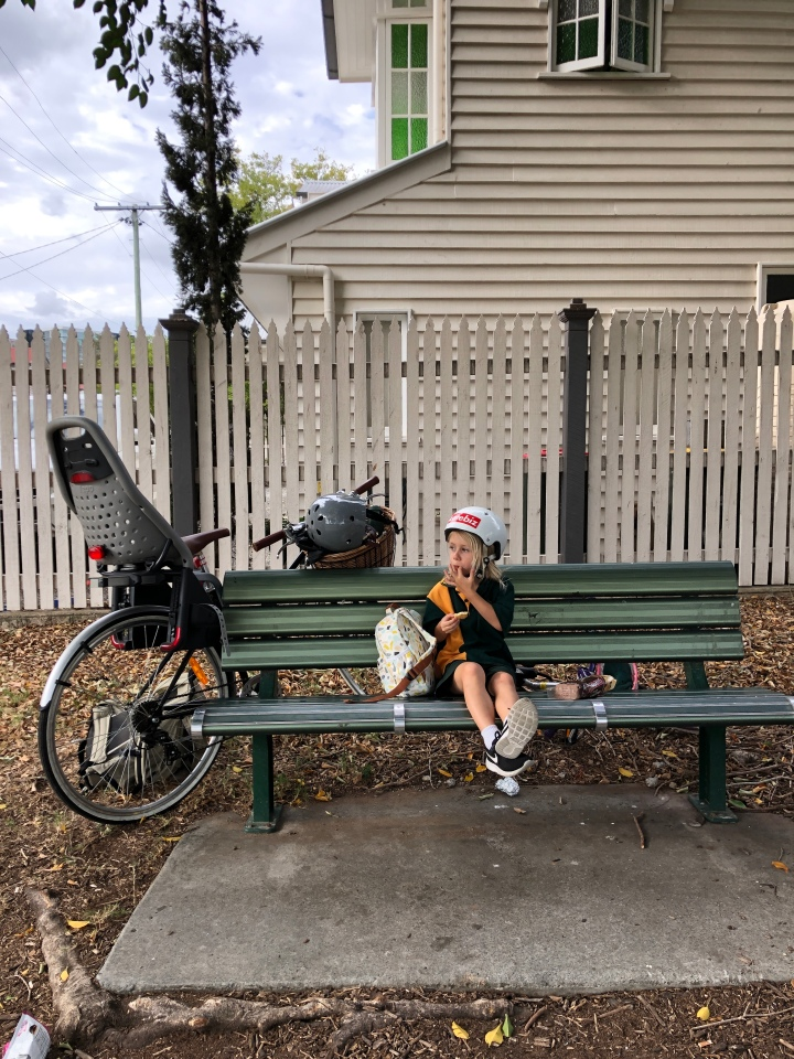 Abby's Class Situation –Update